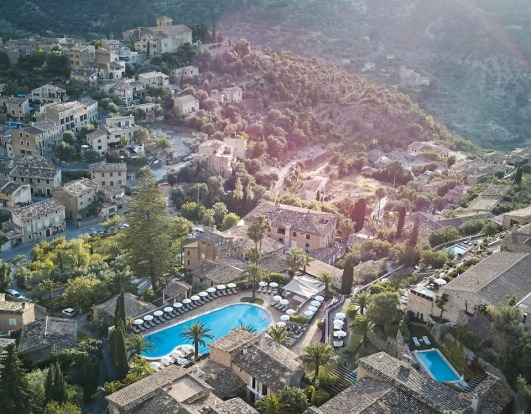Belmond Residencia, Spain: Truly great design doesn't so much dominate its environment as work within it, which is what ...