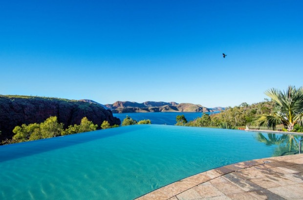Lake Argyle Resort and Caravan Park, WA: There's something amusing, and also seriously great, about a property with the ...