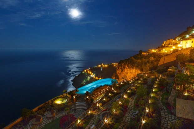 Monastero Santa Rosa, Italy: The Amalfi Coast is one beautiful place, no argument about that, and you have to be doing ...