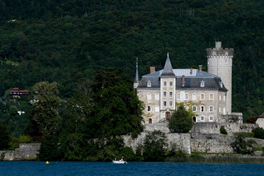 LAKE ANNECY, FRANCE: Founded by the Romans – who certainly knew about location and views – and a medieval seat of ...