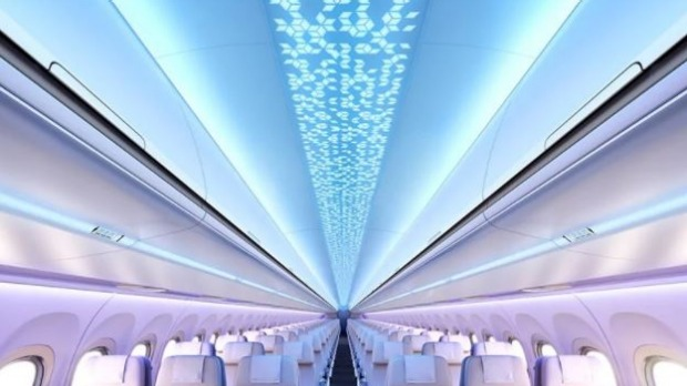 PriestmanGoode's Airspace cabin for Airbus was also among the finalists in this year's Crystal Cabin Awards.