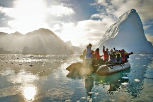 Adventure Canada expedition cruise to Greenland.