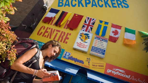 Travel without a plan to relive your backpacking heyday.