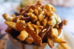 Poutine: The Quebecois gut-challenger is absurdly unhealthy, and doesn't help itself one iota by looking like fatty ...