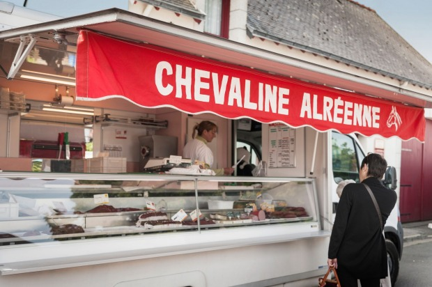 Horse meat: Still quite popular across much of Europe – you can routinely find vans and market stalls selling burgers ...