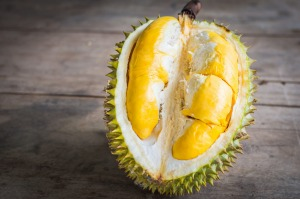 The durian is either loved or loathed.