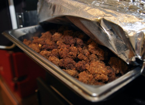 """Rocky Mountain oysters: If you bite in thinking, """"but how can oysters be farmed in the Rocky Mountains?"""", your concerns ..."""
