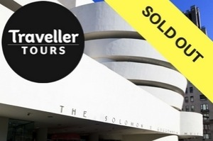 US traveller tours sold out