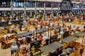 <i>Time Out</I> food court at Mercado da Ribeira attracts more than 3 million visitors annually.