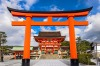 FUSHIMI INARI-TAISHA GRAND SHRINE: It's worth the effort to get to this collection of shrines on a hillside on Kyoto's ...