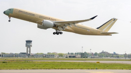 The ultra-long range version of the Airbus A350 XWB may be the plane that can be configured to fly non-stop between ...