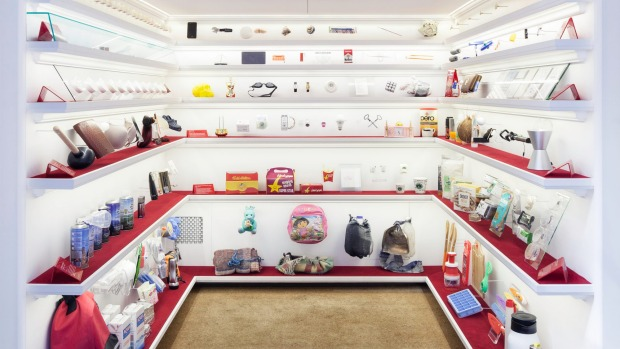 Mmuseumm is the smallest museum in NYC. It's 1.8 sq m and tucked inside a disused service elevator in a Tribeca alley. ...