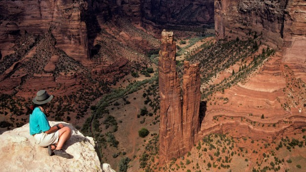 Canyon de Chelly national park Arizona.