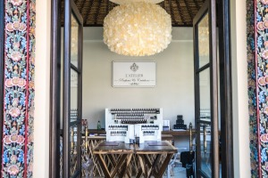 L'Atelier Parfums et Creations' perfume-making workshop at Ayana Resort and Spa, Bali.