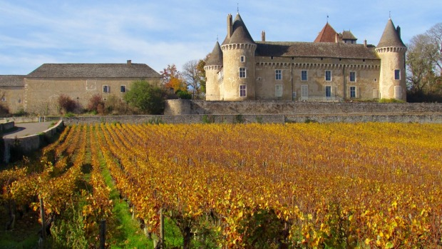 Chateau Rully has been owned by the same family since the 12th century.