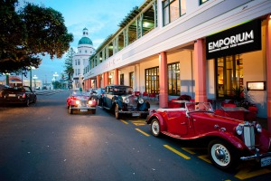 New Zealand's Napier does a fine line in vintage style.