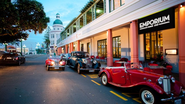 things to see and do in napier new zealand the three minute guide