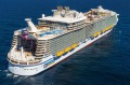 Symphony of the Seas, world's largest cruise ship.