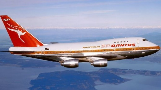 Qantas has been flying the 747 in different forms since 1971.