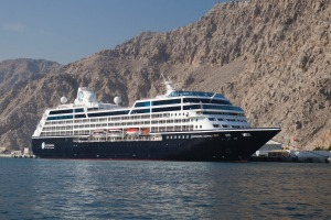 Azamara is preparing to launch its third ship, Azamara Pursuit, which will join Azamara Journey (pictured) in its fleet..