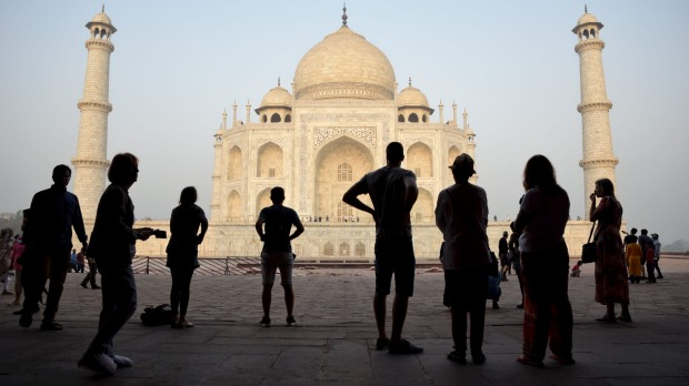 You'll pay 25 times more than a local to visit the Taj Mahal in India.
