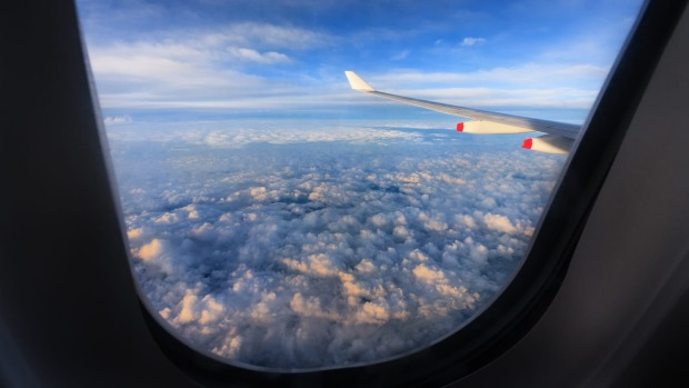 There's a good reason to sit in the window seat that's got nothing to do with the view.