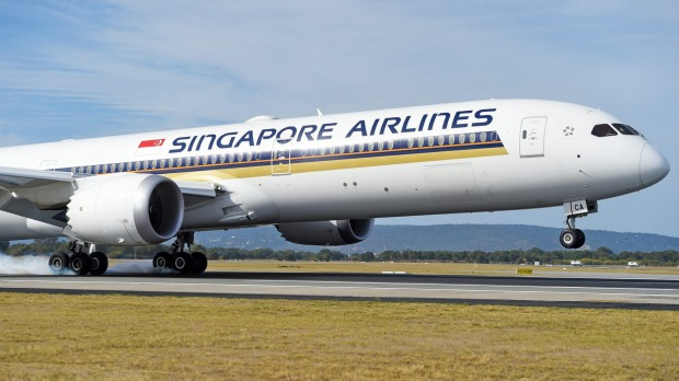 Singapore Airlines will resume flights to Perth with a Boeing 787-10 Dreamliner.