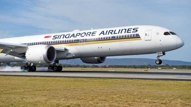 Singapore Airlines will start a nonstop between New York's John F. Kennedy International Airport and Singapore's Changi ...