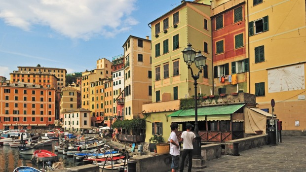 Genoa has been an important port for centuries and its centre is packed with architectural gems.