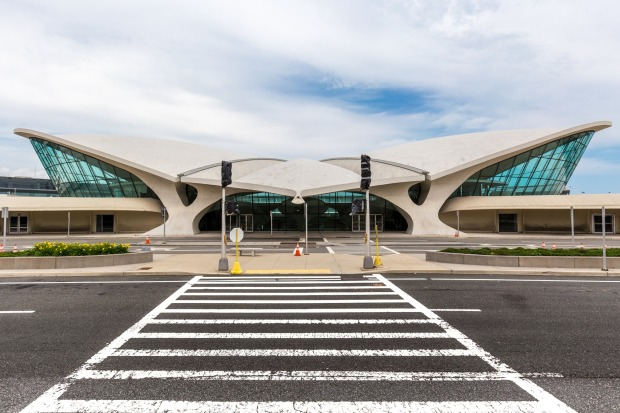 The TWA Hotel at New York's JFK Airport opened in May 2019. The TWA terminal was last used for flights in 2001 and has ...