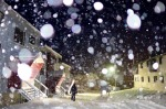PHOTOS - FIRST SNOW FALLS OF 2018: The icy blast in Victoria saw up to 20cm of snow falling at Mt Hotham. Temperatures ...