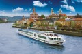 Cruise through historic Europe.