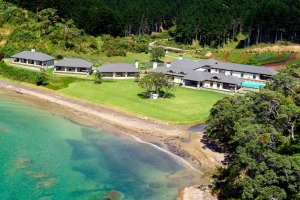 Helena Bay Lodge, north of Whangarei, New Zealand.