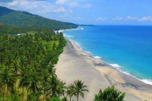 Tropical island escape: Lombok offers the allure of Bali minus the crowds.