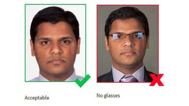 Australian passport photo rules: Glasses to be banned from July 1, 2018