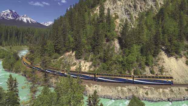 The Rocky Mountaineer: On the whole, North America hasn't bought into the luxury rail thing as much as it could, but the ...