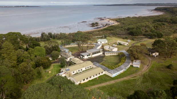 McLeod Prison on French Island sold to a Chinese consortium in 2017 for $4 million, but plans to develop the site have ...