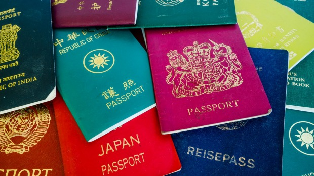 There's a new title hold for most powerful passport.