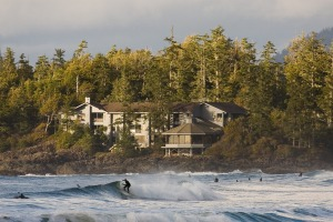 Wickaninnish Inn,Tofino.