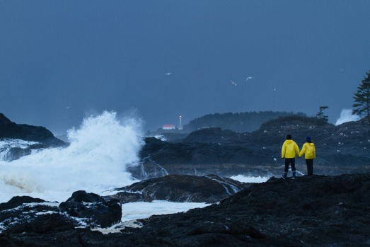 GET A FRONT ROW SEAT FOR THE PACIFIC'S BIGGEST STORMS Book a room at the Wickaninnish Inn at Tofino on Vancouver ...