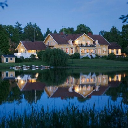 Toftaholm Herrdard, Sweden: This centuries-old manor house in the south of the country has been converted into a ...