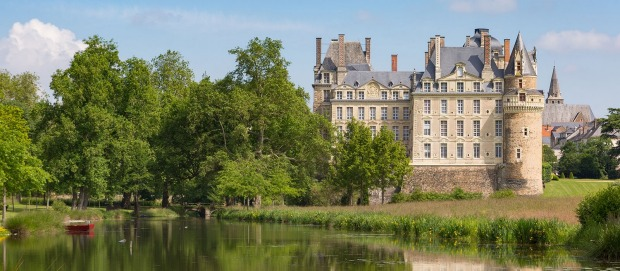 Château de Brissac, France: Dating back to the 11th century in the heart of the Loire Valley, Château de Brissac is a ...