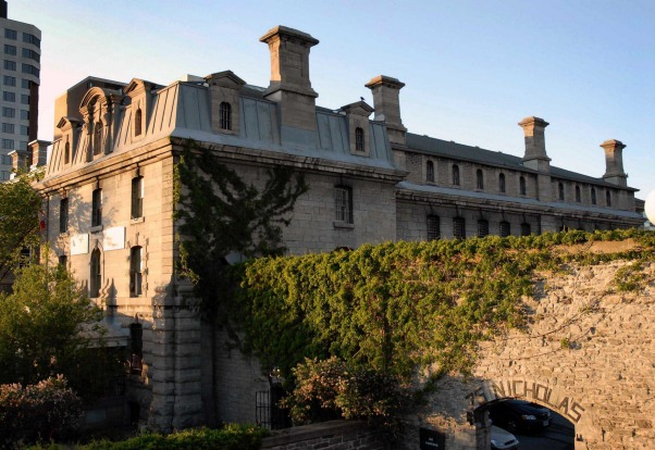HI Ottawa Jail: As the name might suggest, the HI Ottawa Jail was a maximum security prison for a century, and was the ...