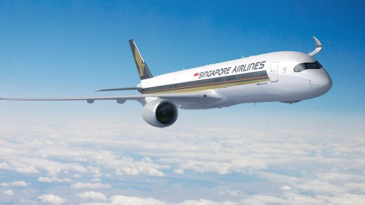 Singapore Airlines will use the A350-900ULR to fly from Singapore to New York non-stop from October.