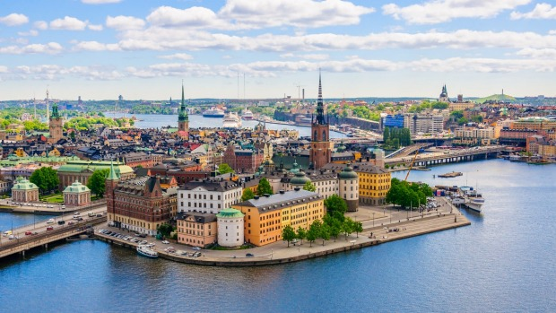 Stockholm, Sweden. The Scandinavian country has the best reputation in the world, according to new rankings.