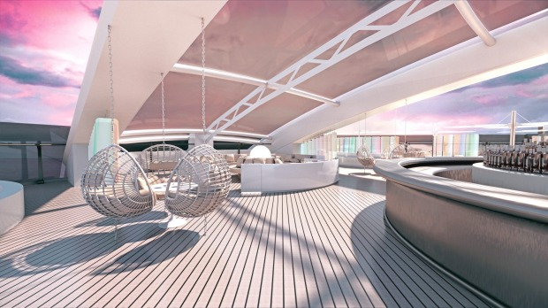 Richard's Rooftop, Virgin Voyages