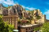 SANTA MARIA DI MONTSERRAT, SPAIN No prizes for the architecture here, the main drawcard being the 12th-century Black ...