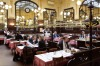 The crowds come for the brasserie's Old-World allure, for Parisian charm at an affordable price, for the brasserie ...