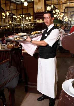 Le Bouillon Chartier, Paris: This Parisian institution is legendary, not just for its food, but its popularity. There's ...
