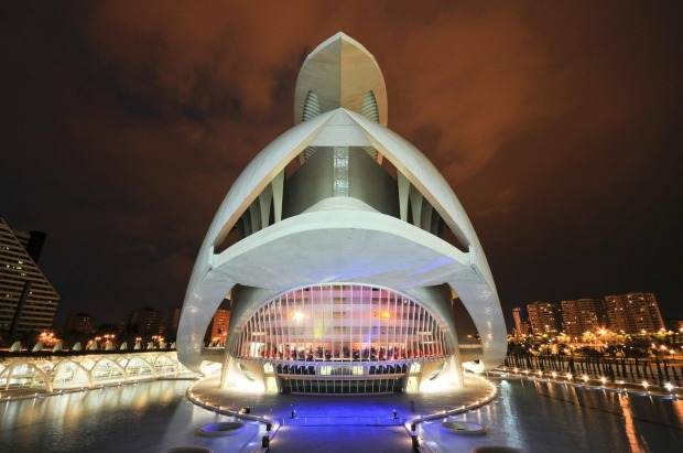 CITY OF ARTS AND SCIENCES, VALENCIA: Spain's third-largest city put itself on the map with this entertainment district's ...